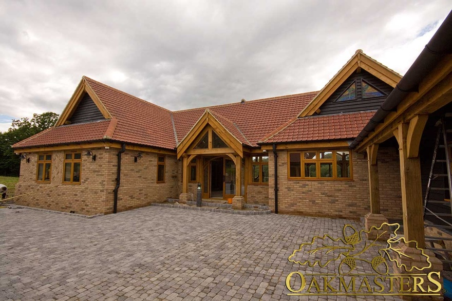 Single Storey Country Residence In Essex Oakmasters