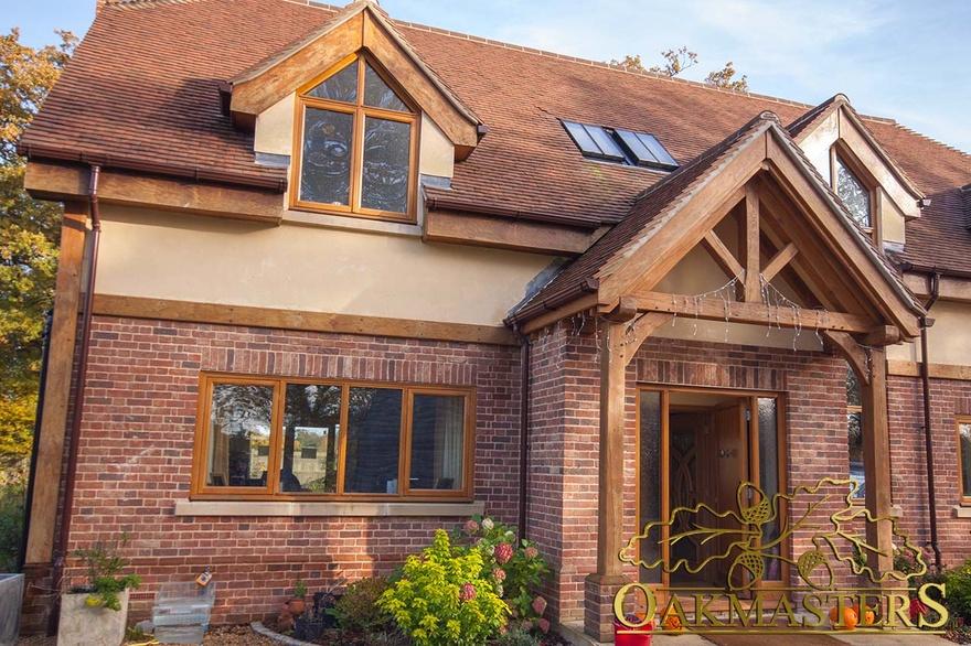 Open Porches Oakmasters