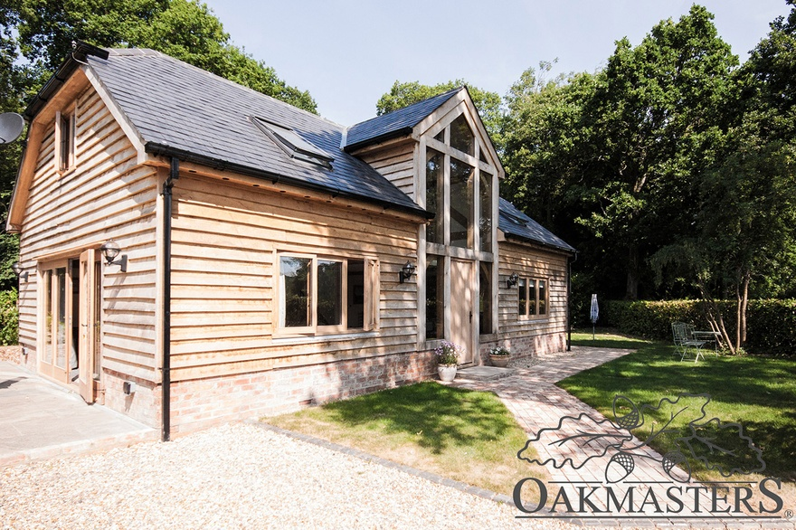 the coach house a cosy oak framed holiday let oakmasters rh oakmasters co uk