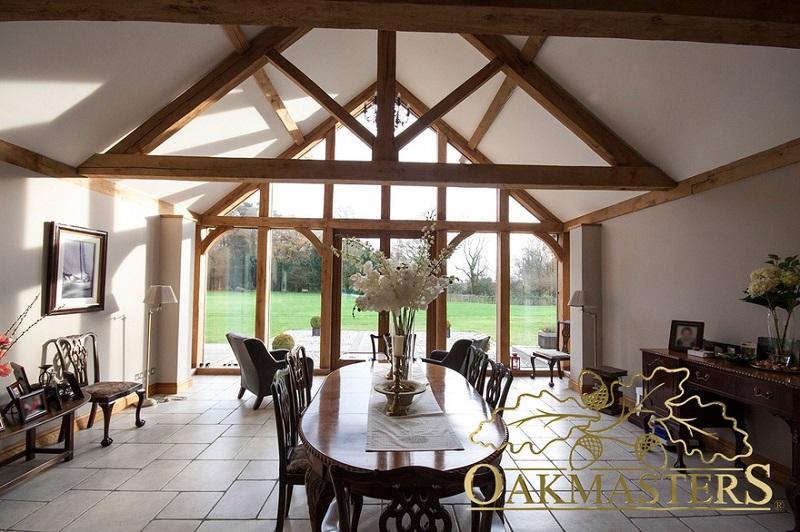 Green Oak Or Air Dried Oak Oakmasters