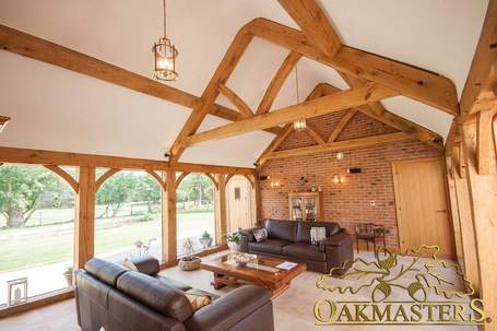 Introducing Oakmasters Encapsulated Glazing System