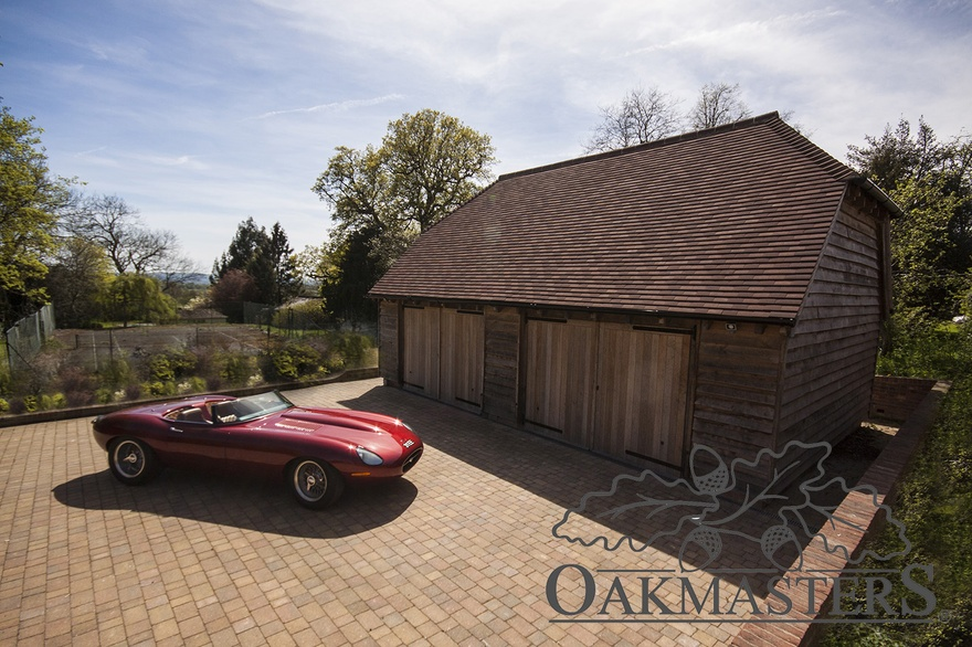 oak garages gallery