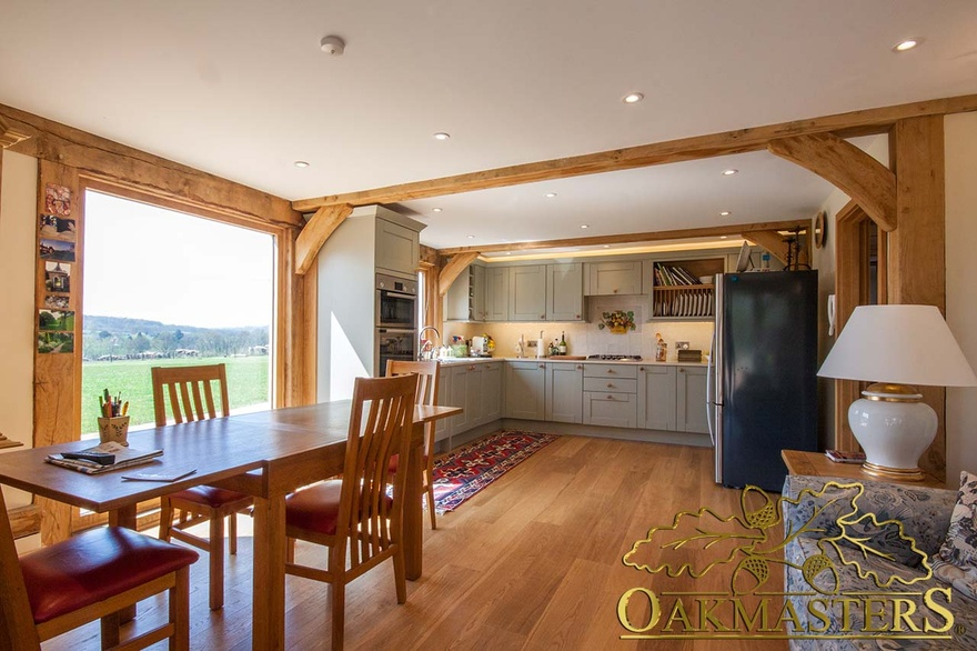 Our best small oak framed houses - Oakmasters