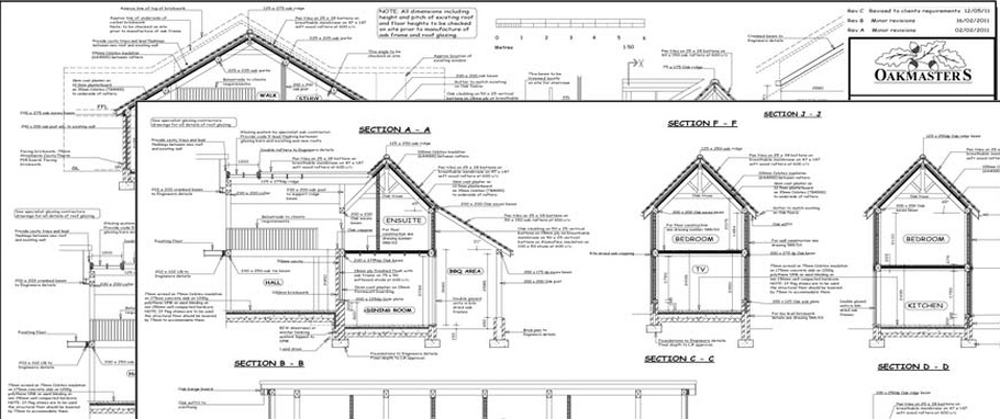 Before You Start: Things To Consider When Planning To Build Or Convert An  Oak Framed Garage