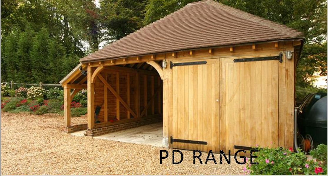 pd range of garages