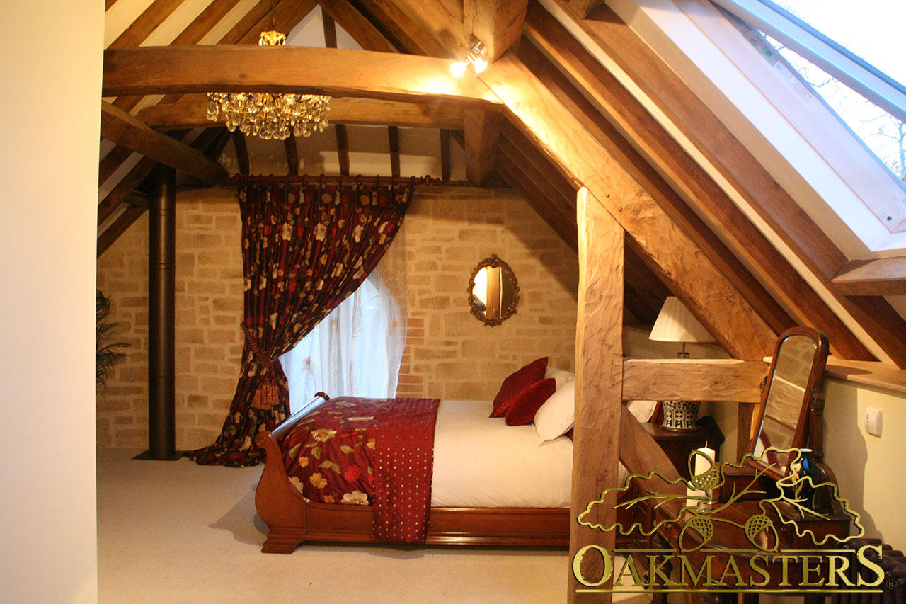 Luxury Bespoke Oak Roofs Oak Trusses And Oak Roof Rafters