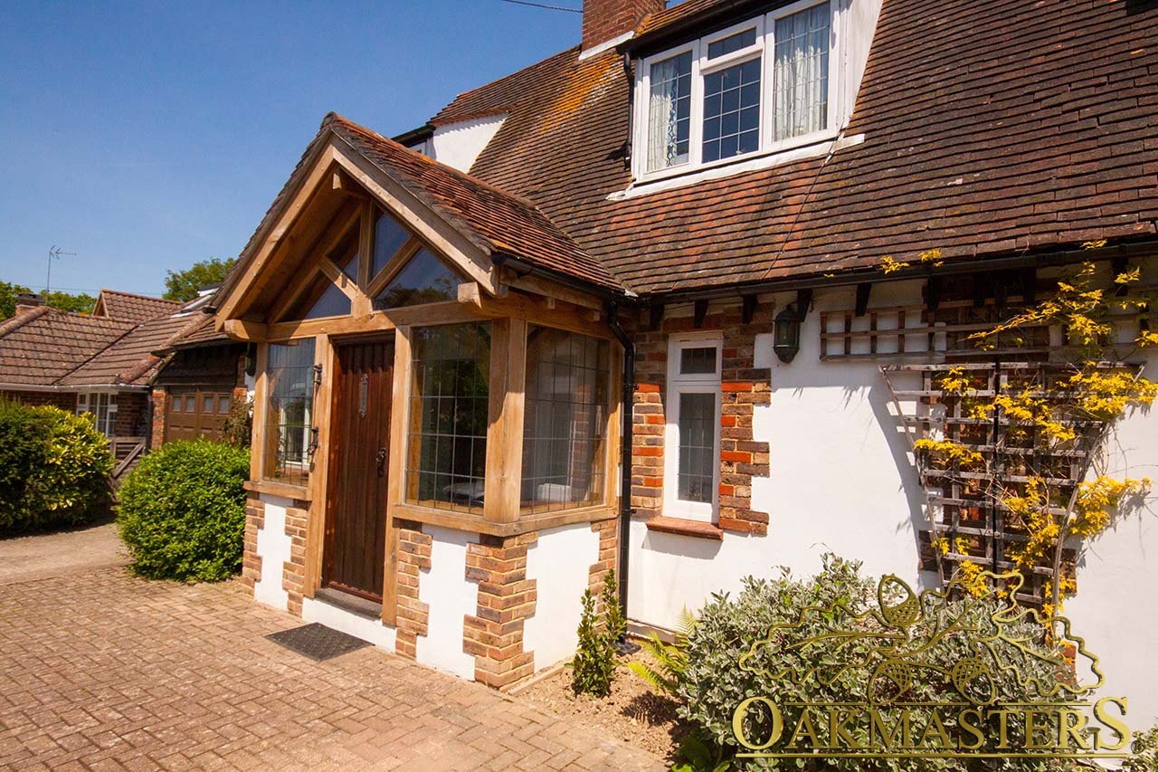 Oak Porches And Oak Porch Kits Oakmasters